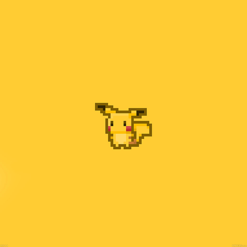 wallpaper-aa44-pixel-pikachu-illust-art-wallpaper