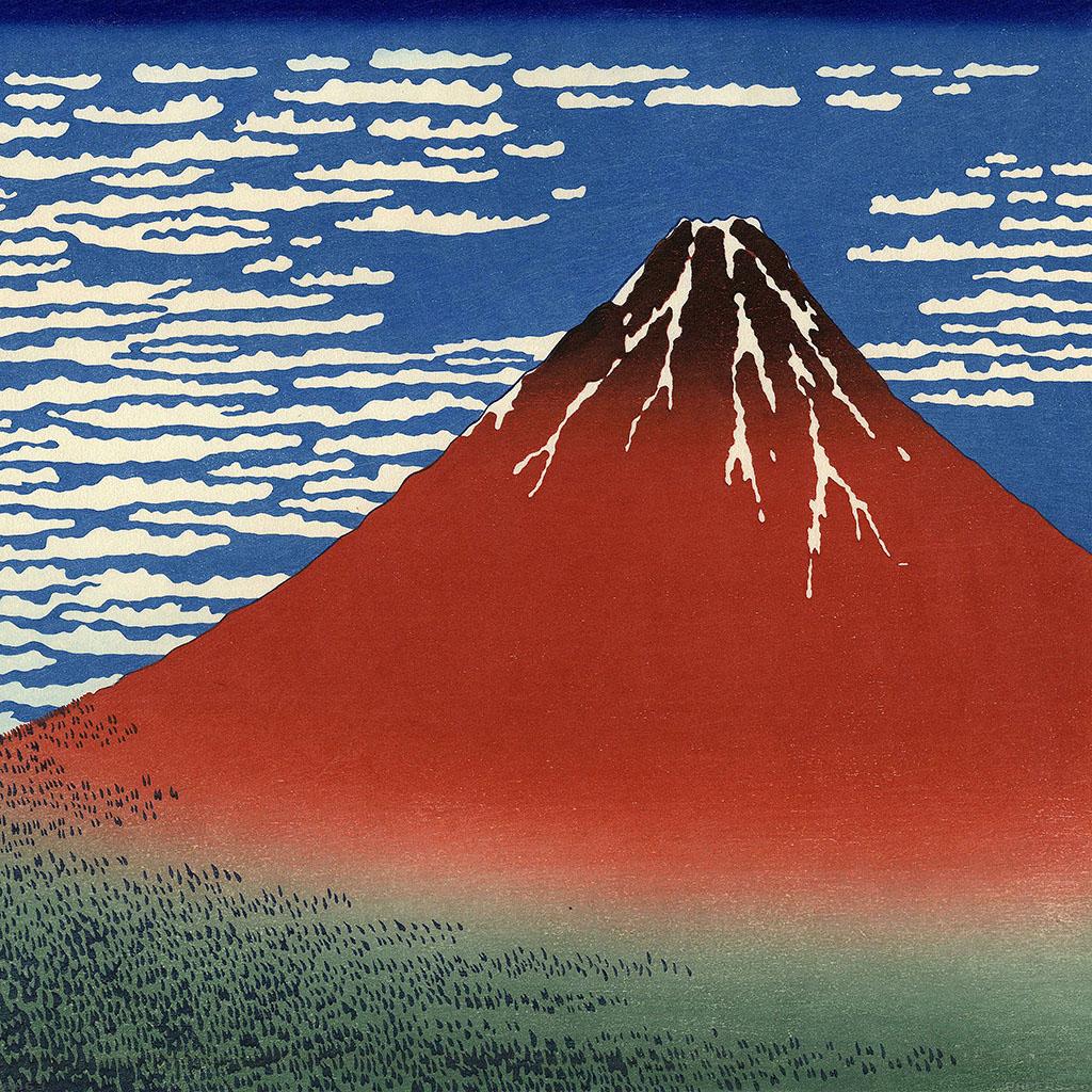 wallpaper-aa63-red-fuji-mountain-hokusai-illust-art-wallpaper