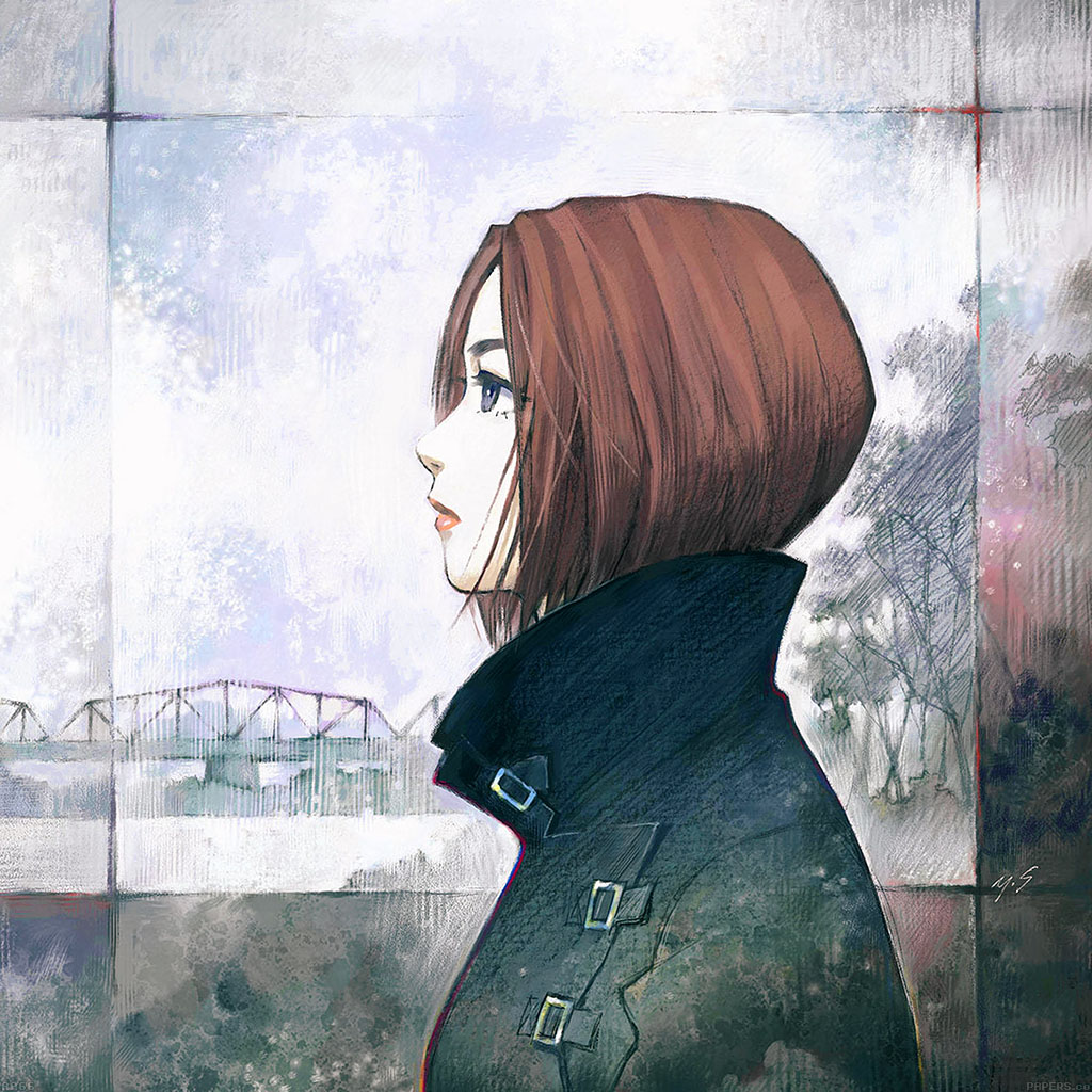 wallpaper-aa66-short-hair-illust-art-wallpaper