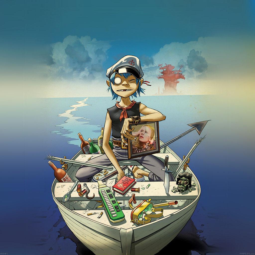 wallpaper-ab05-wallpaper-gorillaz-boat-illust-music-wallpaper
