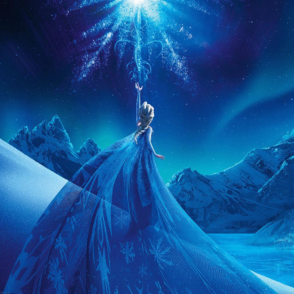 wallpaper-ac69-wallpaper-elsa-frozen-queen-disney-illust-snow-art-wallpaper