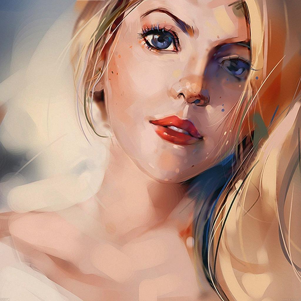 wallpaper-af56-girl-blue-eyes-painting-art-wallpaper