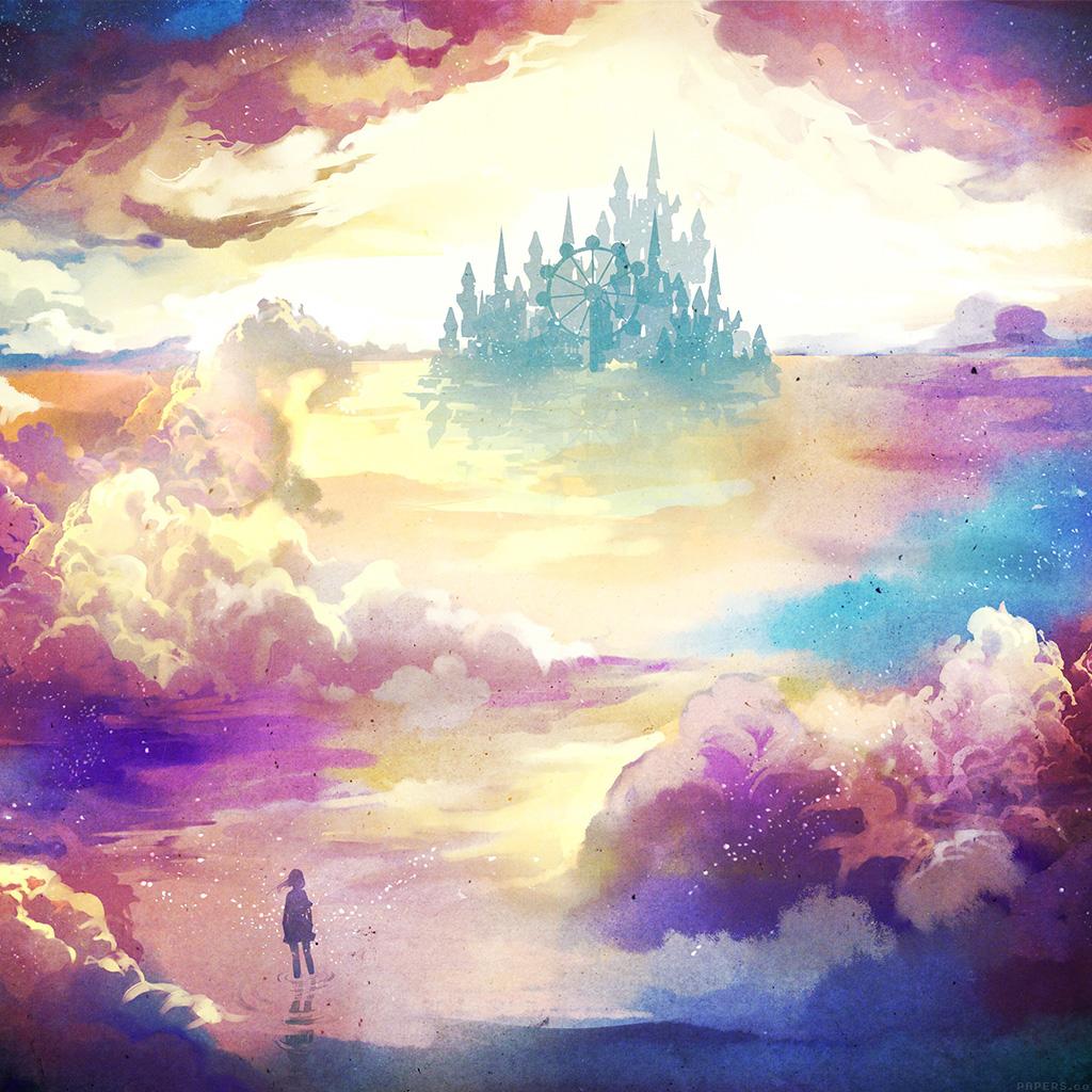 wallpaper-ag06-kanehiko-fantasy-illust-watercolor-art-wallpaper