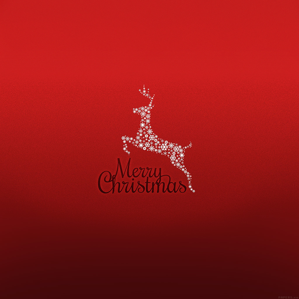 wallpaper-ag33-merry-christmas-rudolf-art-wallpaper