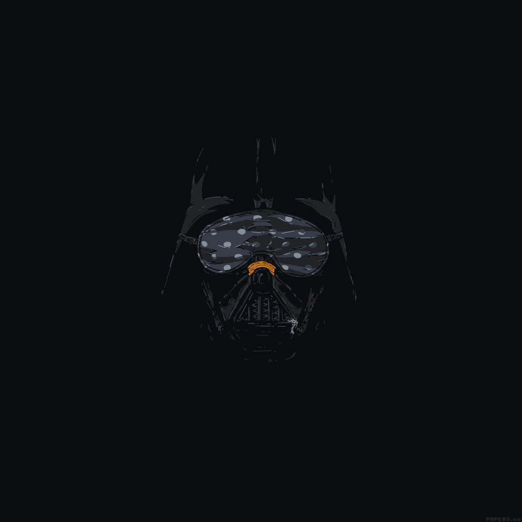 wallpaper-ah87-darth-vader-minimal-starwars-illust-art-wallpaper