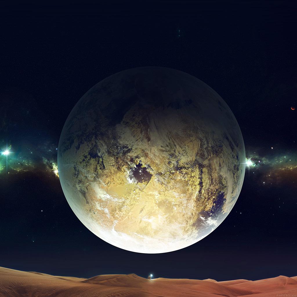 wallpaper-ak66-planet-space-story-dark-earth-star-wallpaper