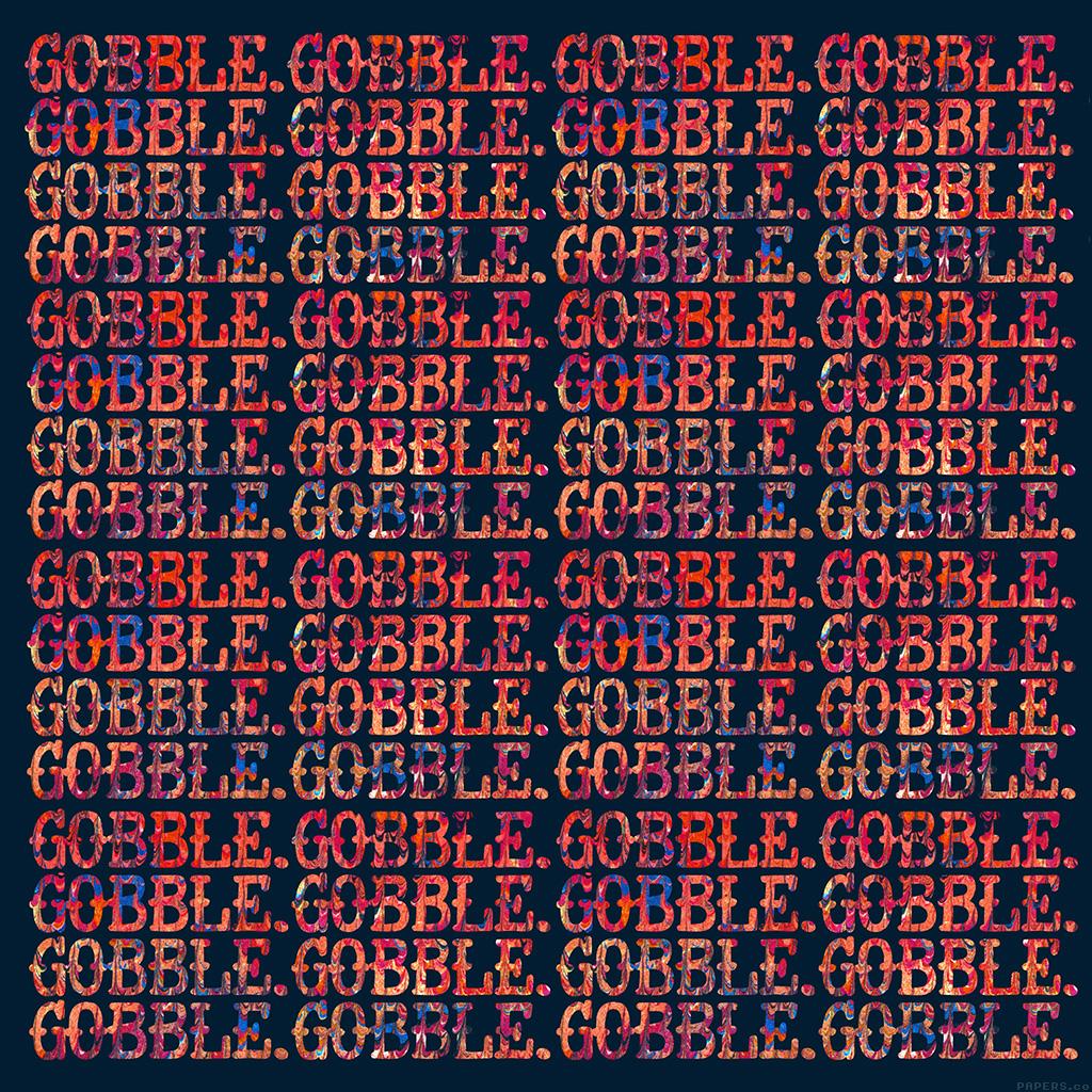 wallpaper-al40-gobble-gobble-illust-type-design-art-wallpaper