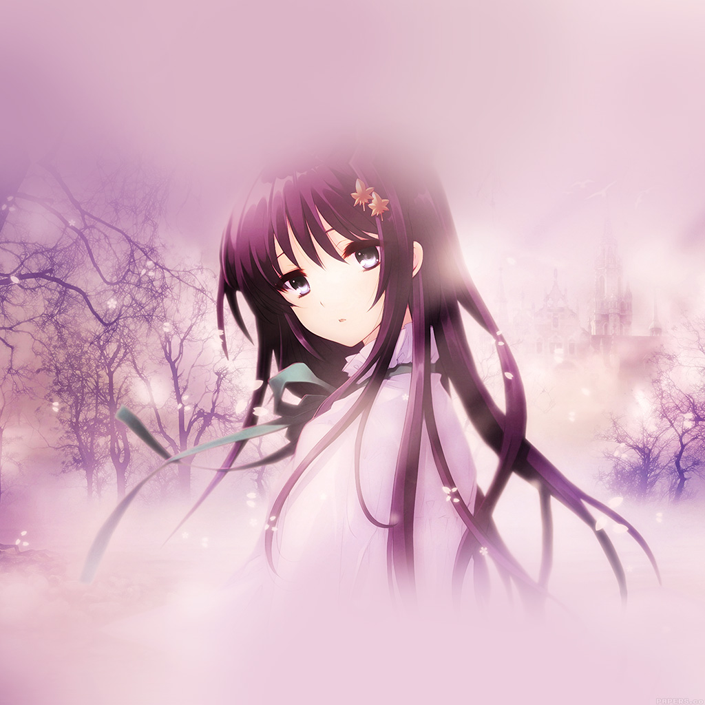 wallpaper-al63-flower-girl-otaku-anime-art-illust-spring-wallpaper