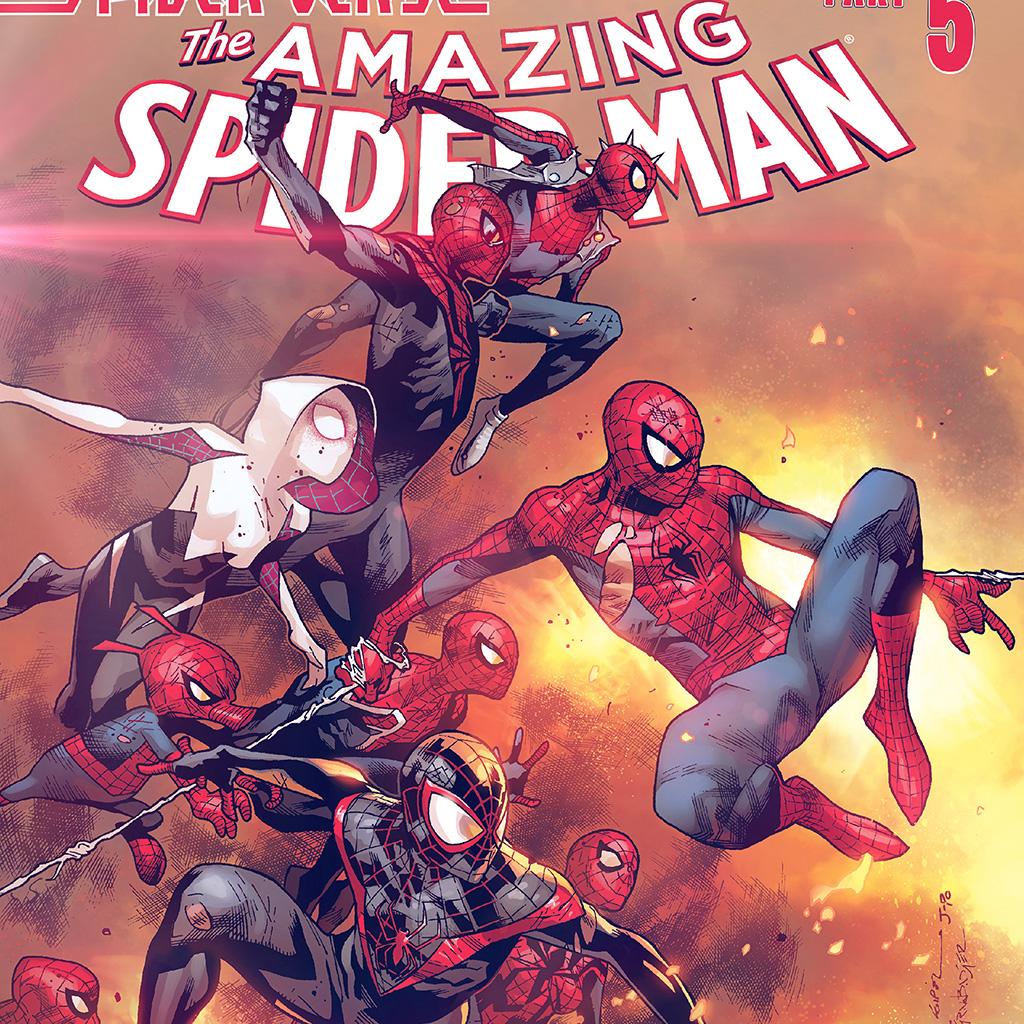 wallpaper-al98-amazing-spiderman-marvel-art-hero-film-anime-flare-wallpaper
