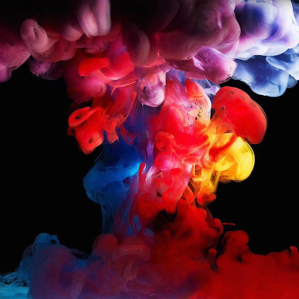 wallpaper-am70-smoke-color-dark-abstract-fog-art-illust-wallpaper