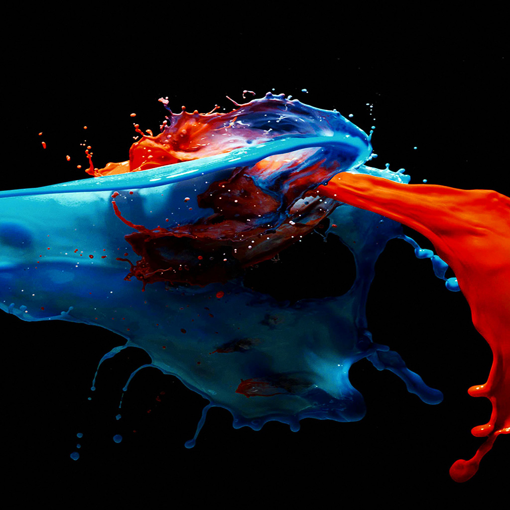 wallpaper-am91-paint-splash-art-illust-dark-blue-red-wallpaper