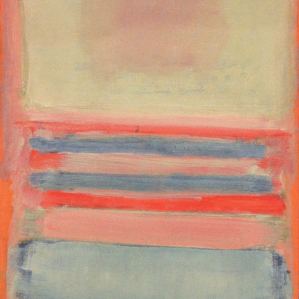 wallpaper-an31-rothko-pink-orange-art-classic-paint-wallpaper