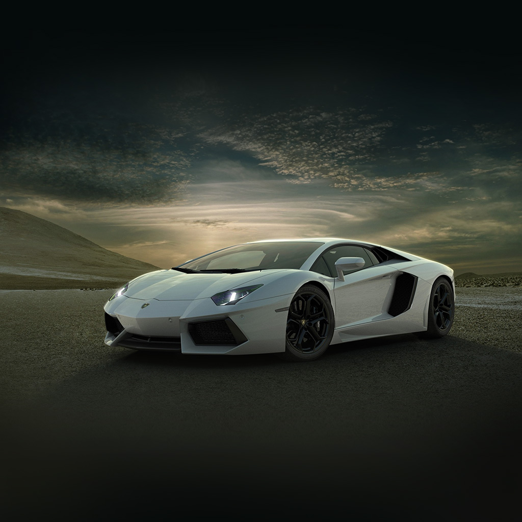 wallpaper-an41-lamborghini-car-exotic-white-art-wallpaper