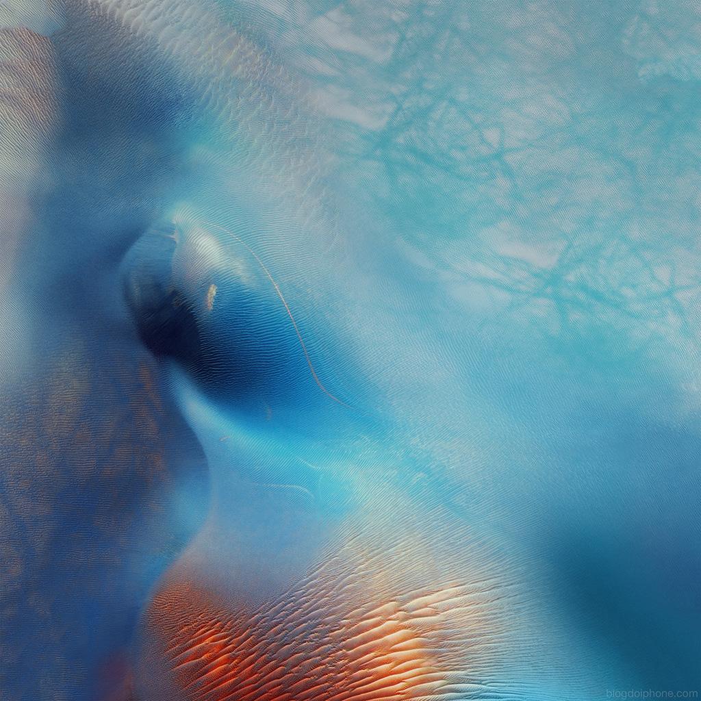 still water texture. Wallpaper-an67-iphone6s-ios9-default-still-art-texture- Still Water Texture