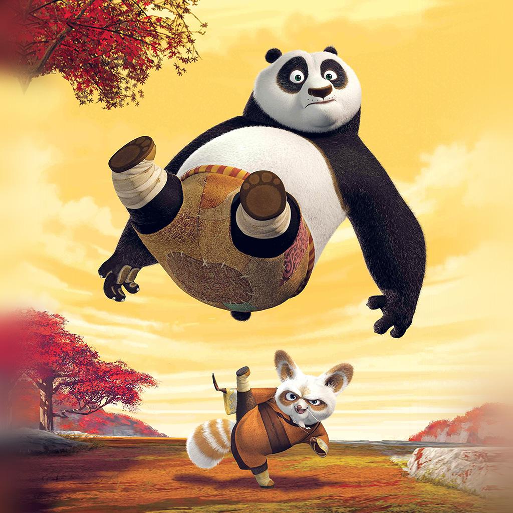 wallpaper-an70-kungfu-panda-dreamworks-art-kick-cute-anime-wallpaper