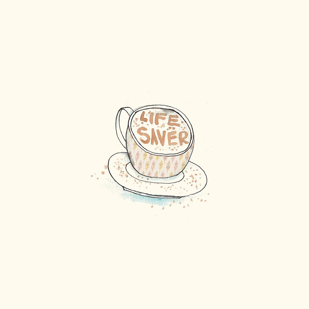wallpaper-ap56-life-saver-coffee-illustration-cute-wallpaper