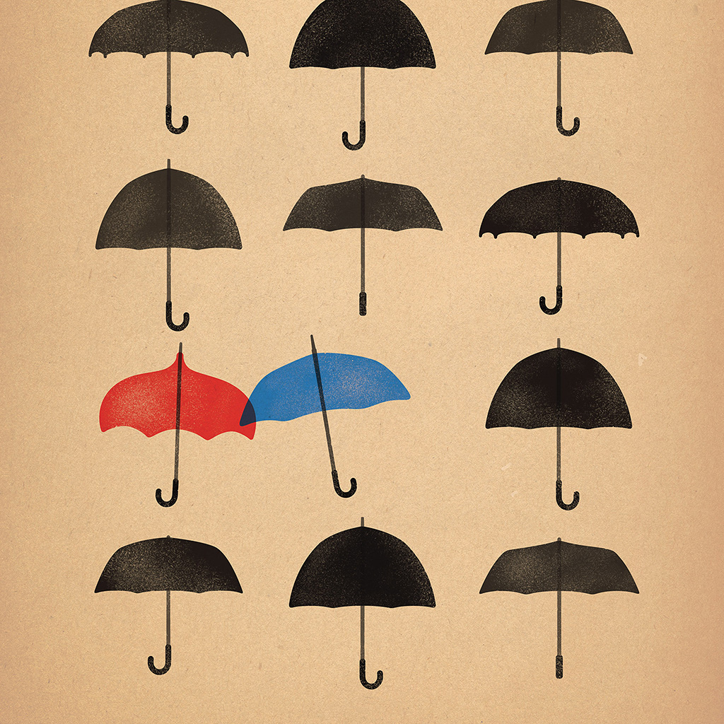 wallpaper-ap66-blue-umbrella-cute-minimal-art-disney-wallpaper