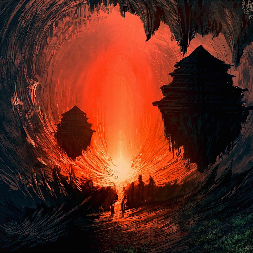 wallpaper-ap74-airbrush-art-red-illustration-wallpaper