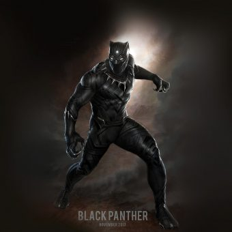 BLACK PANTHER MOV