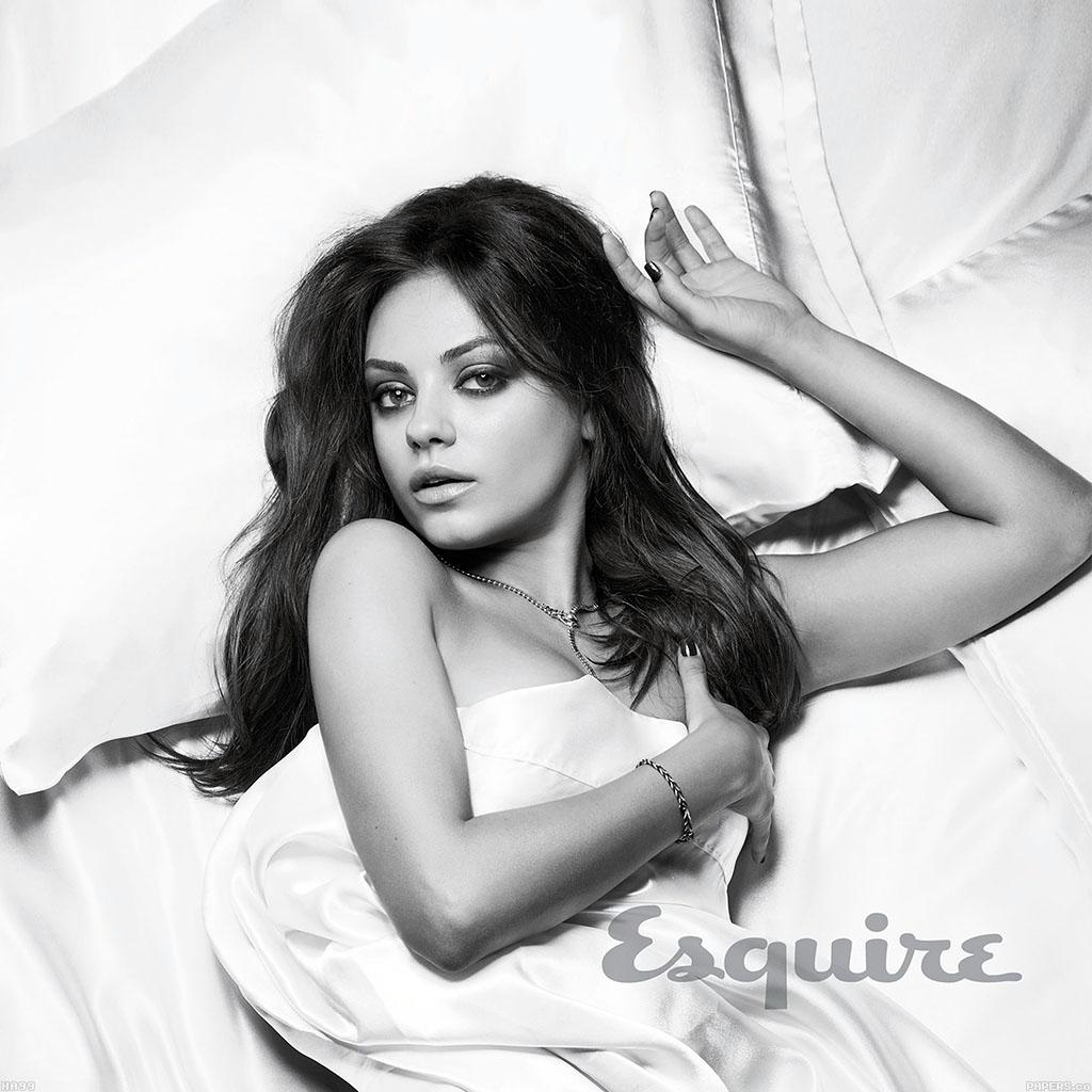 Wallpaper Ha99 Mila Kunis Esquire Sexy Woman