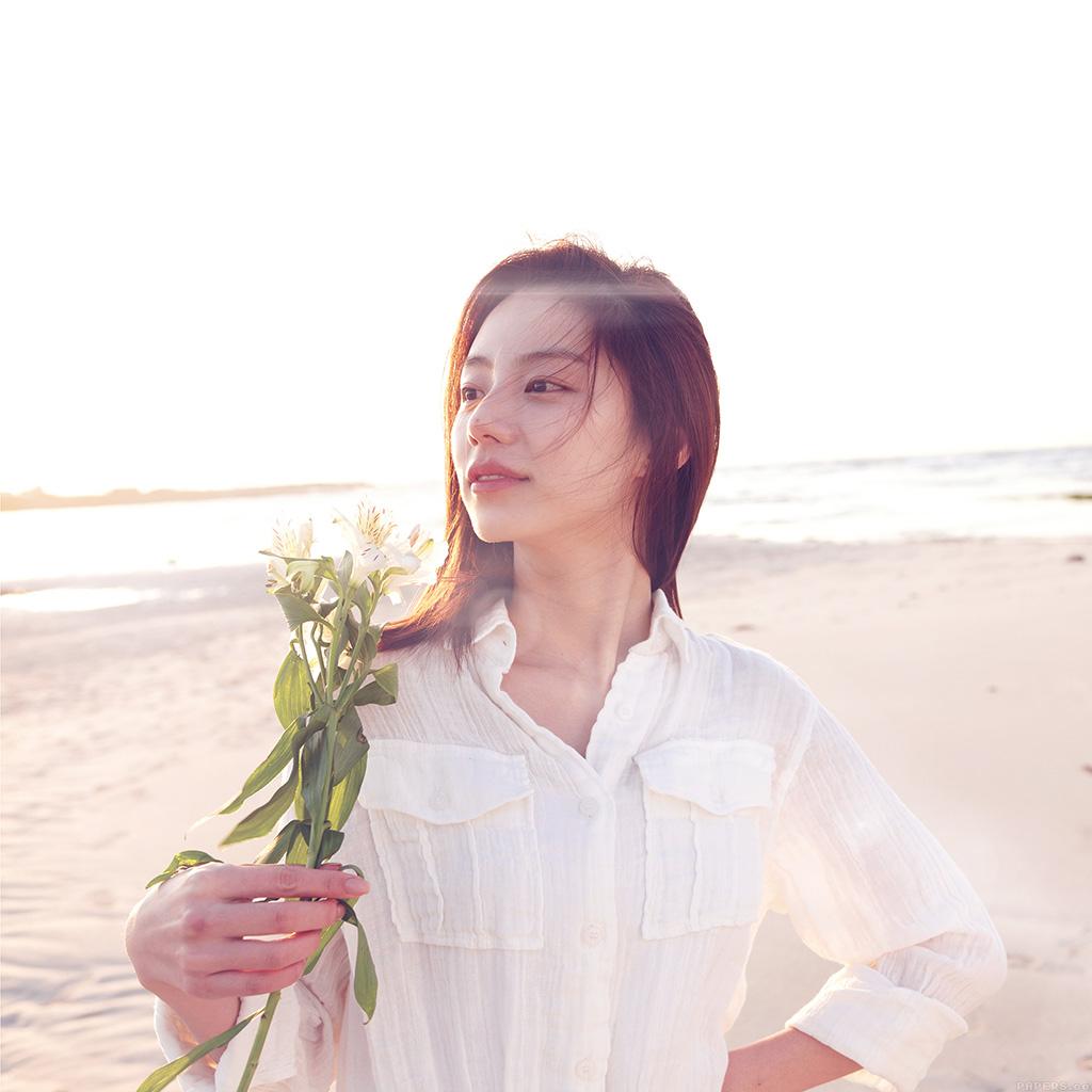 wallpaper-hf23-park-sujin-sexy-beach-shot-beauty-girl-flare-wallpaper