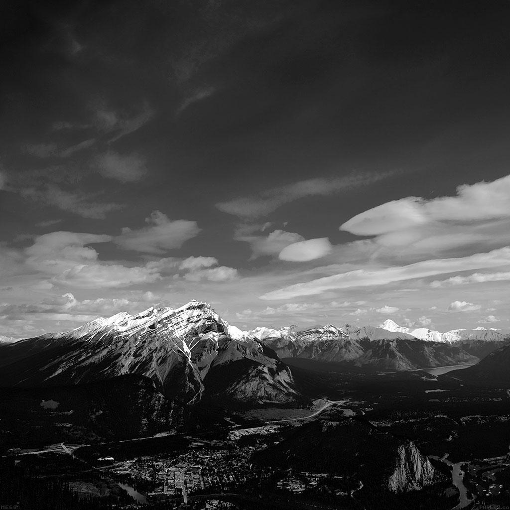 Me68-canada-mountain-blue-sky-snow-high-nature