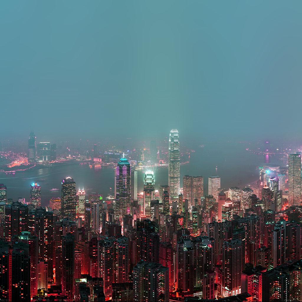 wallpaper-me97-skyline-hongkong-fire-city-night-live-wallpaper