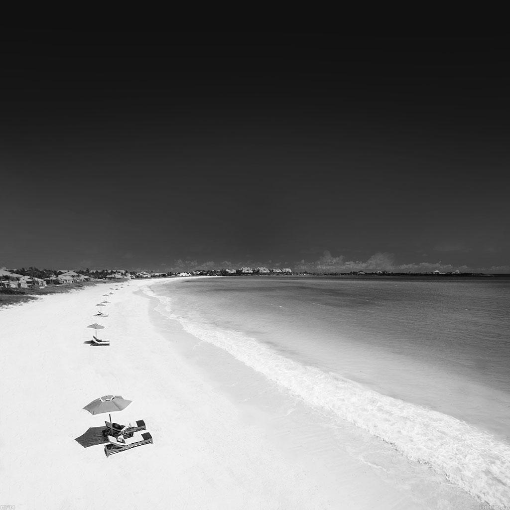 wallpaper-mf14-morning-calm-beach-black-ocean-view-wallpaper