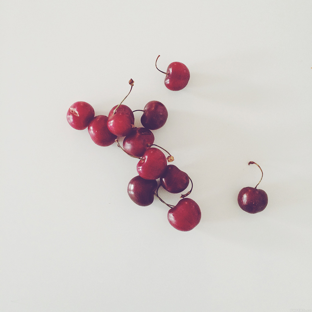 wallpaper-mi49-cherry-red-paula-borowska-fruit-nature-wallpaper