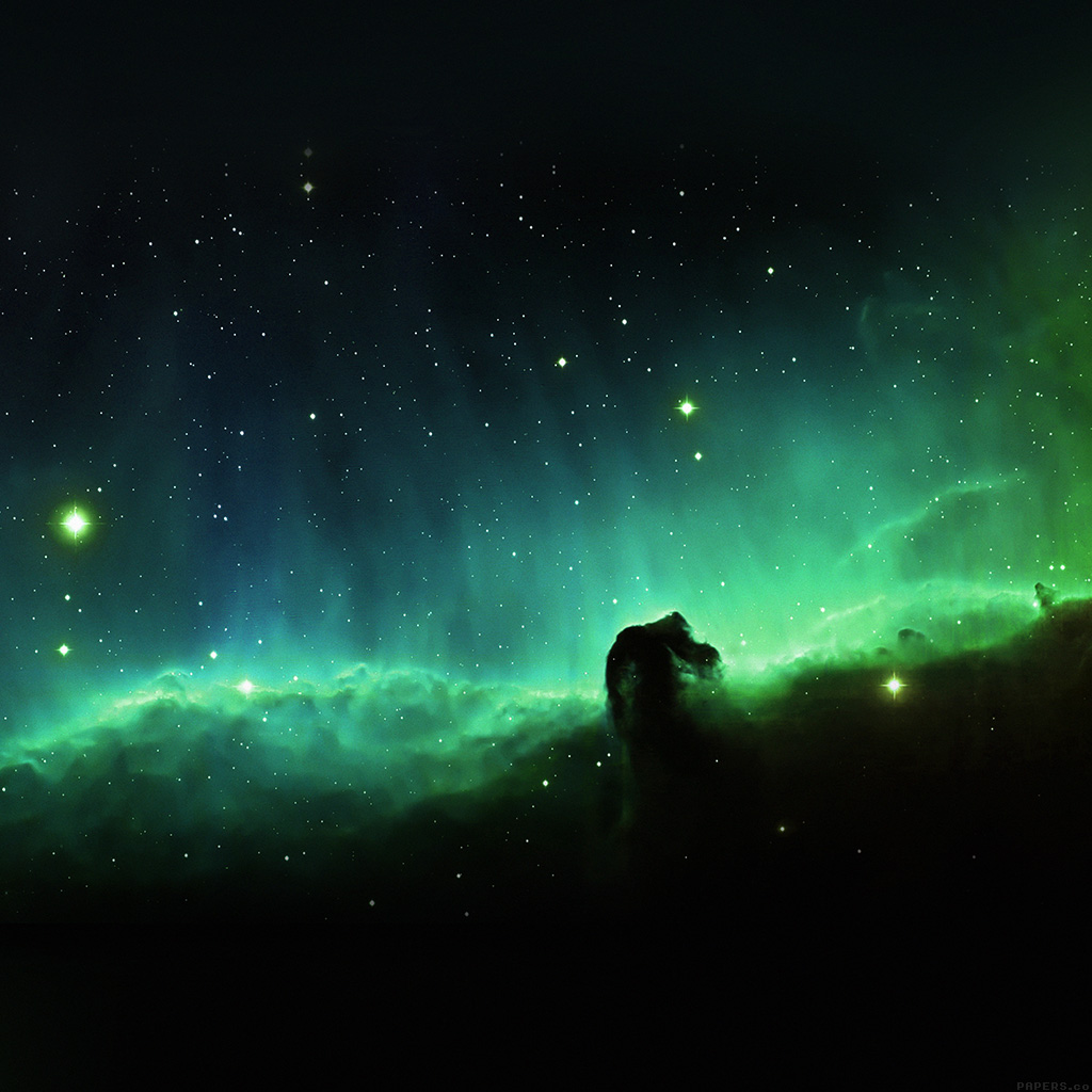 wallpaper-mj11-horse-head-blue-nebula-sky-space-stars-wallpaper