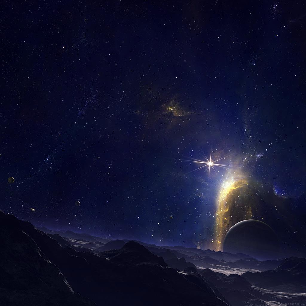 wallpaper-ml32-dark-blue-space-sky-planet-nature-art-wallpaper