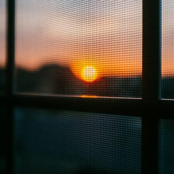 papers.co-nh85-sunset-window-afternoon-light-bokeh-6-wallpaper