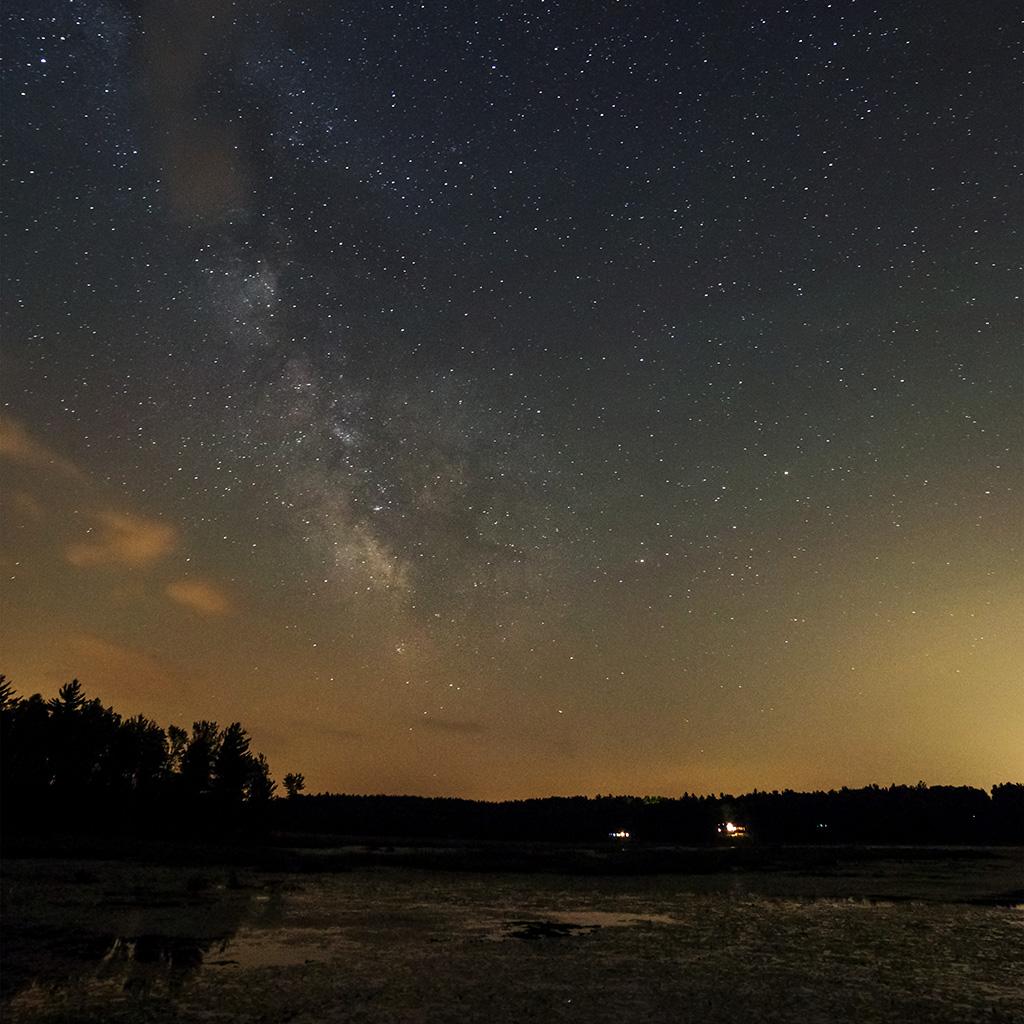 starry night descriptive essay