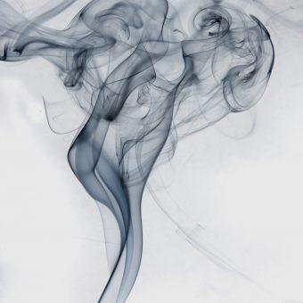 smoky background