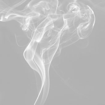 smoky background