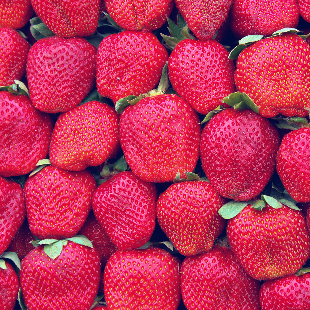 wallpaper-vi80-strawberry-spring-fruit-pattern-wallpaper