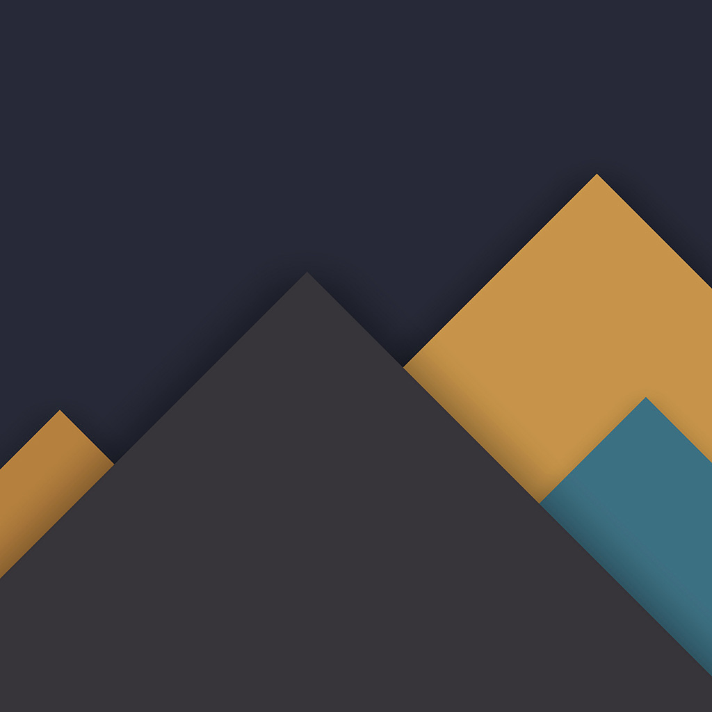 wallpaper-vk51-android-lollipop-material-design-dark-yellow-pattern-wallpaper