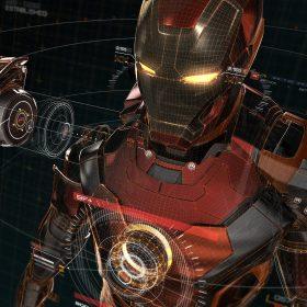 aq05-ironman-3d-red-game-avengers-art-illustration-hero