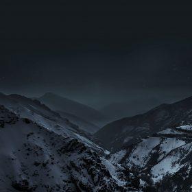 md49-wallpaper-nature-earth-dark-asleep-mountain-night