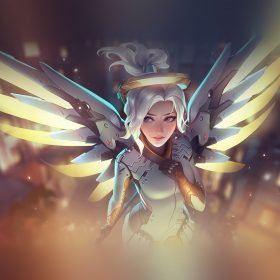at82-mercy-overwatch-angel-healer-game-art-illustration