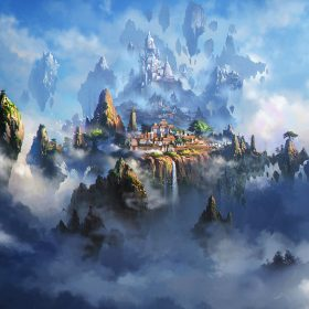 av35-cloud-town-fantasy-anime-liang-xing-illustration-art