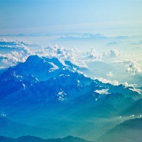 nn32-mountain-snow-winter-blue-white-nature-cloud