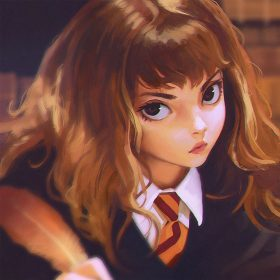 bd65-hermione-harry-potter-liya-art-illustration