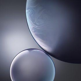 bg44-gray-apple-iphone-xs-max-official-art-bubble