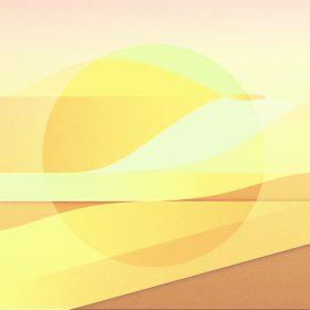 vx55-sun-rise-pattern-background-yellow