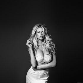 he76-charlotte-mckinney-sexy-dark-smoke-girl